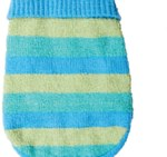 Blue Stripe Sweater Lg
