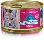Blue Wild Salmon Cat Can 3oz