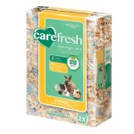 Carefresh Shavings Plus 69.4L