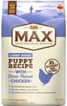 Max Large Breed Pup 25#