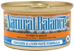 NB CAN CAT CHICKEN LIVER PATE