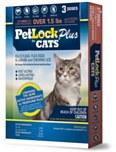 Petlock Plus Cat