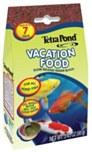 Pond Vacation Food