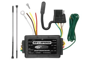 Taillight Converter with Circuit Protection
