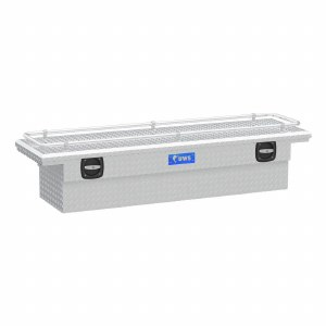"""69"""" Secure Lock Crossover Truck Tool Box with Low Profile and Rail"""