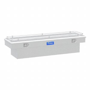 """69"""" Crossover Truck Tool Box with Rail"""
