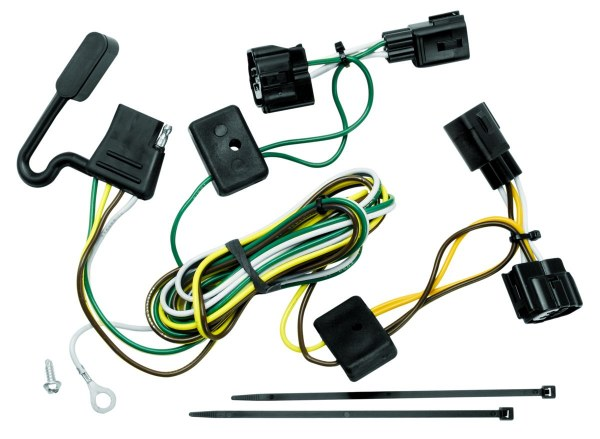 Jeep Wrangler & TJ Trailer Wiring Kit - Hitch Warehouse on jeep warning lights, jeep wheels, jeep jacks, jeep wire connectors, jeep antennas, jeep utility trailers, jeep hitch accessories, jeep lighting, jeep towing lights, jeep ecu connectors, jeep spark plugs, jeep ignition parts, jeep nuts, jeep tires, jeep rivets, jeep relay,