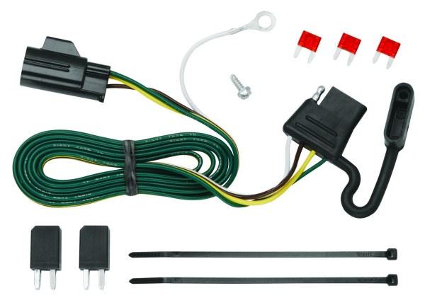 Chevrolet Equinox, Pontiac Torrent, Suzuki XL-7 Trailer Wiring ... on
