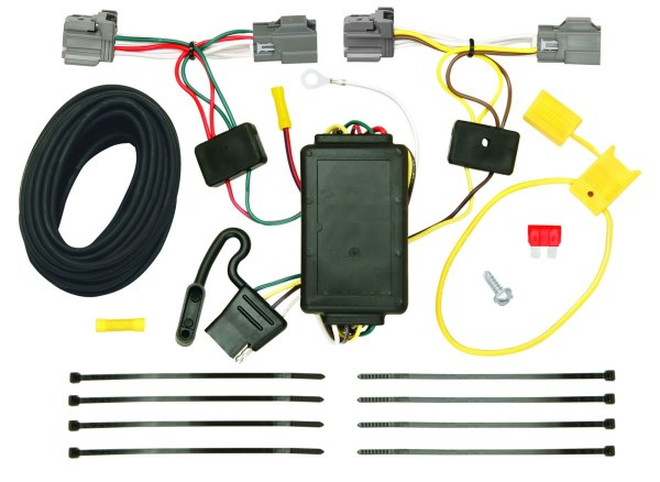 Volvo V70 Trailer Wiring Kit - Hitch Warehouse on