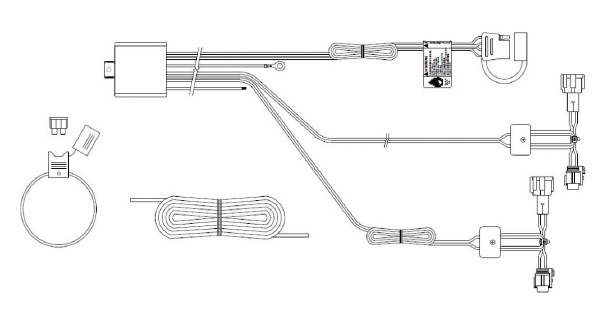 Nissan Kicks Trailer Wiring Harness - Hitch Warehouse on nissan brakes, nissan truck wiring harness, nissan roof rack, nissan back up camera harness, nissan wiring diagrams, nissan alternator wiring, nissan floor mats, nissan engine wiring harness,