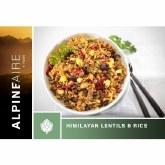 Himalayan Lentils/Rice