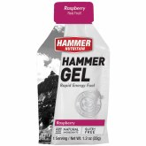 Hammer Gel Pouch, Rasberry