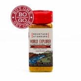 World Explorer Spice Jar