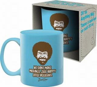 Bob Ross Happy Accident Mug