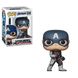 Captain America Endgame Pop