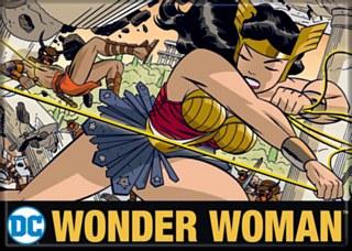 D. Cooke - Wonder Woman Magnet