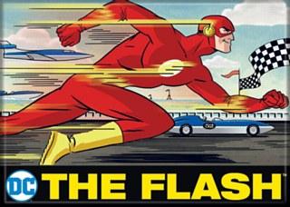 Darwyn Cooke - Flash Magnet
