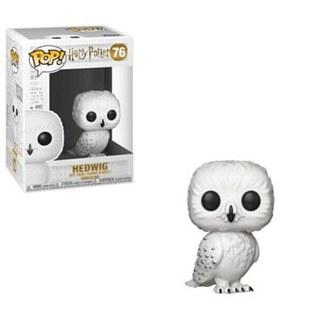 Hp Hedwig Pop Figure