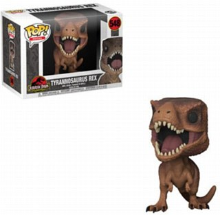Tyrannosaurus Rex Pop Figure
