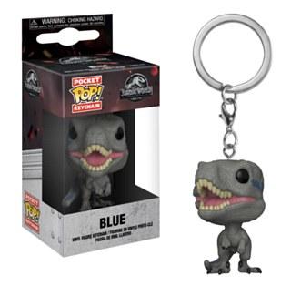 Jw2 Blue Pop Key Chain