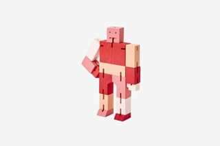Cubebot - Red Multi