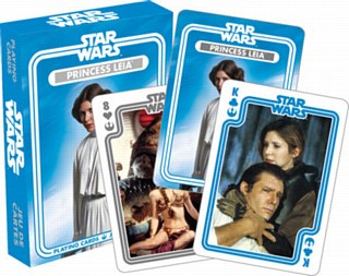 Sw Princes Leia Playing Cards