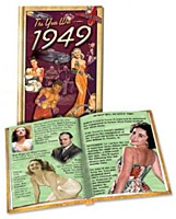 The Year Was 1949 Book
