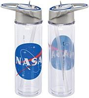 Nasa 16 Oz Tritan Water Bottle