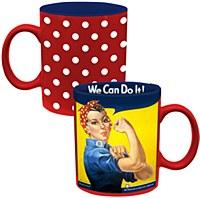Rosie 12 Oz Ceramic Mug