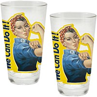 Rosie Set Of Two Glasses