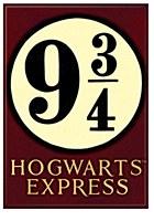 9 3/4 Hogwarts Express