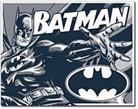 Batman Duotone Tin Sign