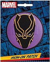 Black Panther Logo Patch