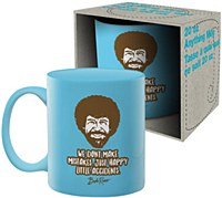 Bob Ross Happy Accident Mug