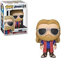 Casual Thor Endgame Pop Figure