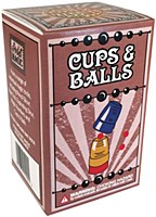 Magic Cups And Balls