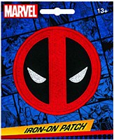 Deadpool Logo Patch