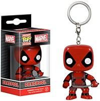 Deadpool Pop Keychain
