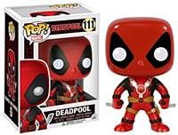 Deadpool With Swords Pop