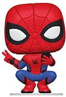 Ffh Spider-man Hero Suit Pop