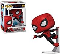 Ffh Spider-man Upgraded Suit