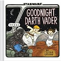 Goodnight Darth Vader Book