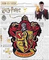 Hp Gryffindor Crest Patch