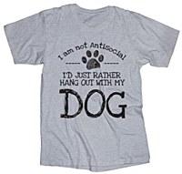 Hang With Dog Tee