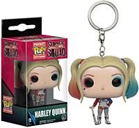 Harley Quinn Movie Key Chain