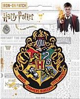 Hp Hogwarts Crest Patch