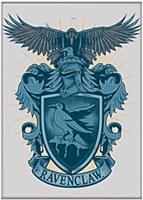 Hp Ravenclaw Alt Crest Magnet