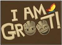 I Am Groot Magnet