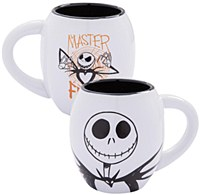 Jack Skellington Oval Mug