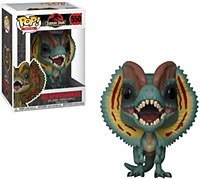 Dilophosaurus Pop Figure